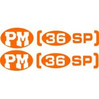 PM 36 Crane