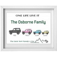 Land Rover Family