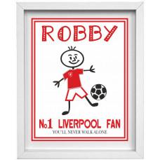 Liverpool Footballer