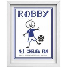 Chelsea Footballer