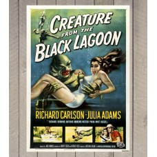Creature of the black lagoon